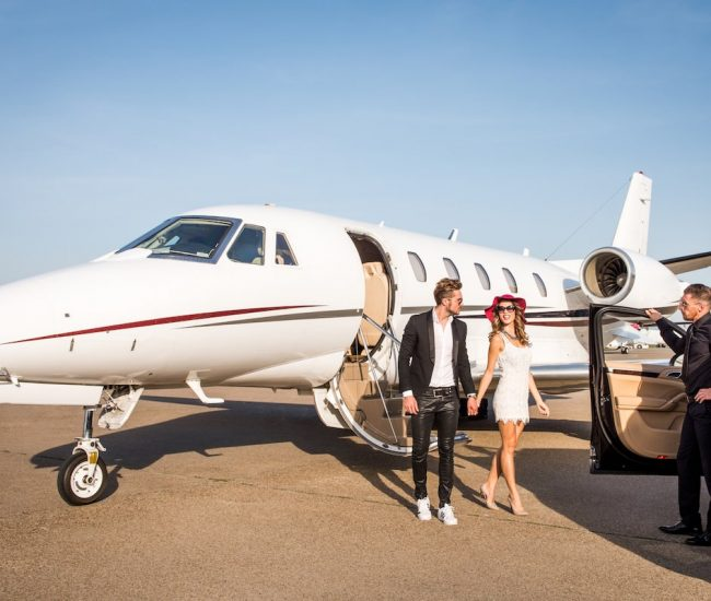 Private private jet charter services Los Angelescharter