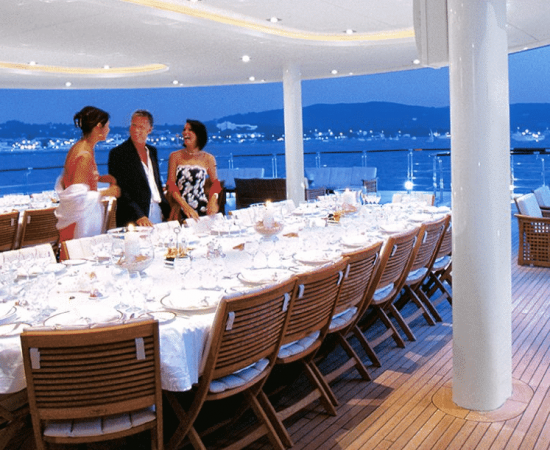 Corporate Yacht Charter The YES Culture