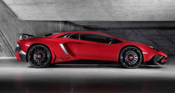 Lamborghini rental in Beverly Hills