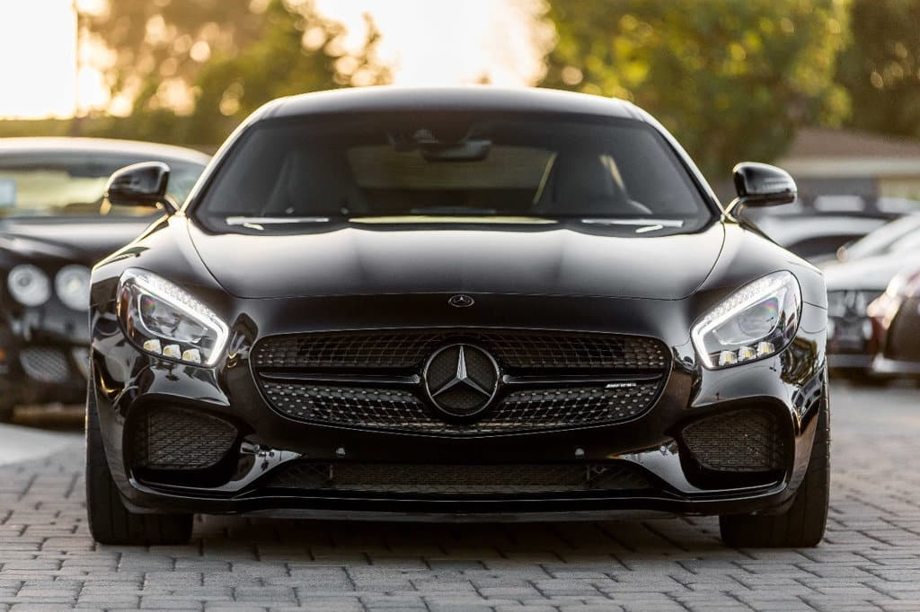 Mercedes Benz Rental in Beverly Hills