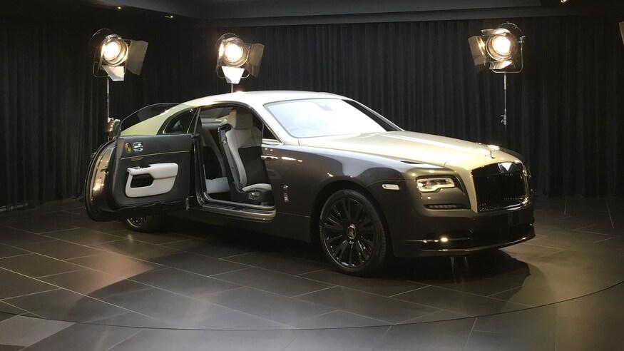 Los Angeles Rolls Royce Rental