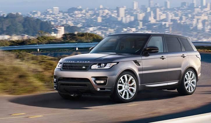 Rent a Range Rover in Los Angeles