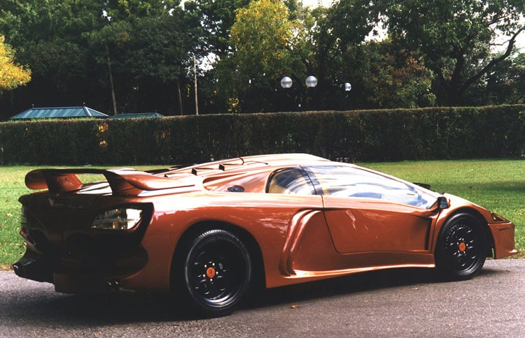 media production Lamborghini rental